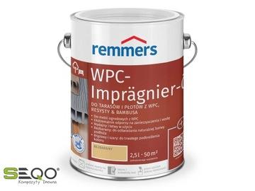 Olej na kompozitné terasy WPC Impragnier 0,75l