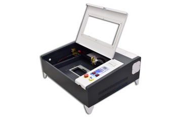 CO2 40x40cm 40W Laser Plotter + Engroving Add-ons