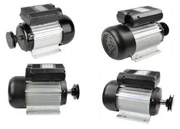 Elektromobilový motor 2.2kw 3km 230V 2880 / min