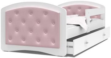 Čalúnená zásuvka na matracovú posteľ 160x80 MEGI