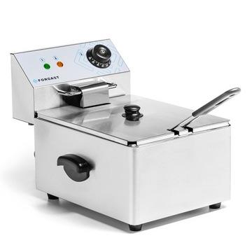 Elektrické Fryer 8 L Začíname FG09008