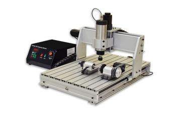 CNC frézovací stroj 6040 4D USB 2,2KW