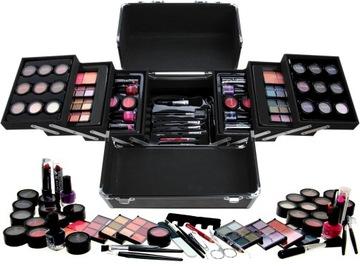 Veľká kocka na kozmetiku make-up tieňové palety