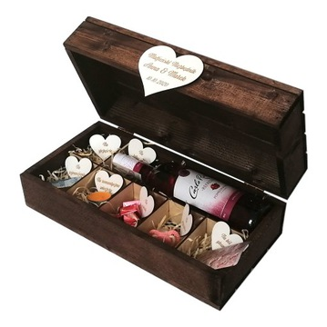 Box Box Základná darčeková svadba