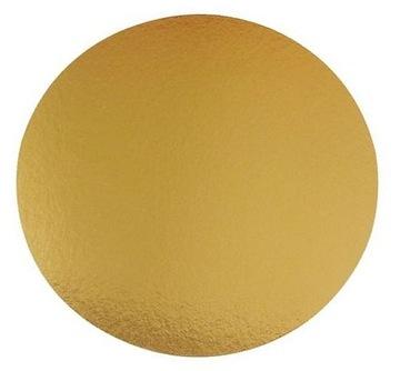 Podtalerz Foundation pre doskové zlaté strieborné 32 cm