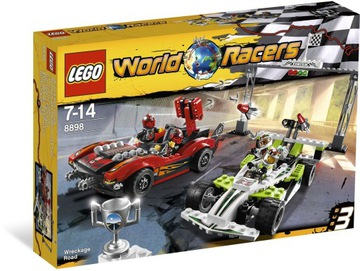 LEGO World Racers 8898 Way of the Wrecks