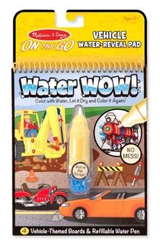 WATER WOW Vozidlá na opakované použitie VODNÁ FARBA