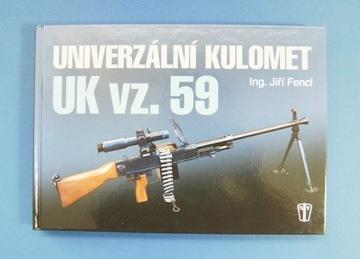 Česká guľa Rifle UK VZ59 7.62 WZ59 V.59