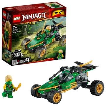 LEGO Ninjago 71700 Pretekár džungle