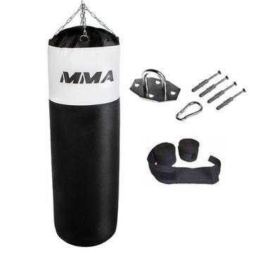 Úplný 120x35 Boxering Training Bag 30 kg MMA
