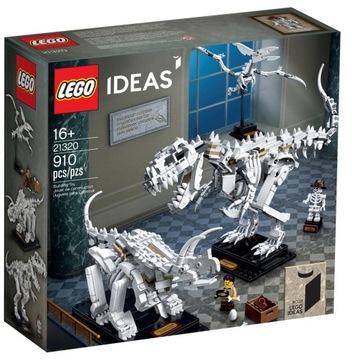 LEGO Ideas 21320 Kostry dinosaurov