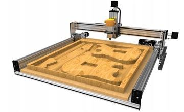 Mletie stroj CNC olovo 1000x1000mm OpenBuilds Ready