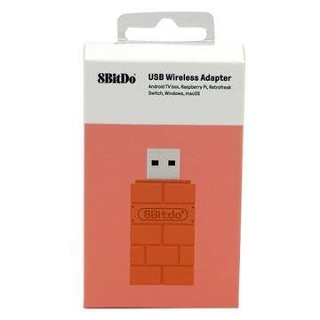 8Bitdo bezdrôtový adaptér pre SEGA Mega Drive Mini