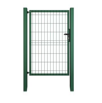 Vrátka plotu 3D 173cm pozinkovaná + farba