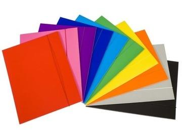 SILNÁ SKRINKA A4 NA VYMAZÁVAČ MIX 10 farieb