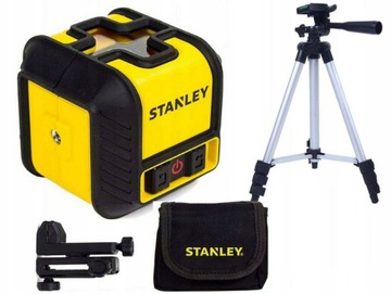 STANLEY CUBIX 2 Cross Line Laser Level 77-498