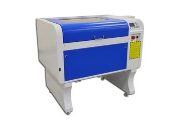 CO2 60W DSP Laser Plotter + 40x60cm príslušenstvo