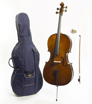 Cello 4/4 Stentor Student SR 1102A SET!