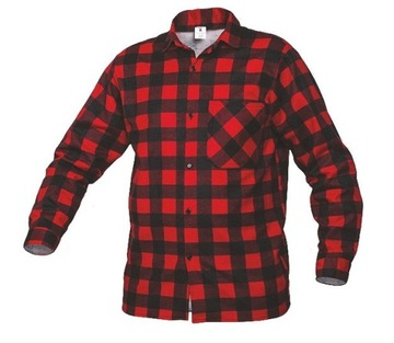 Pracovná košeľa Poľsko. Bavlna. XL
