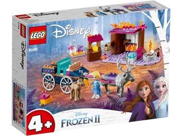 LEGO Disney Frozen Elsa a cesta 41166