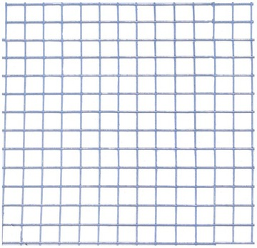 Mesh zvárané pozinkované očko 10x10 mm Roll 1x5 m