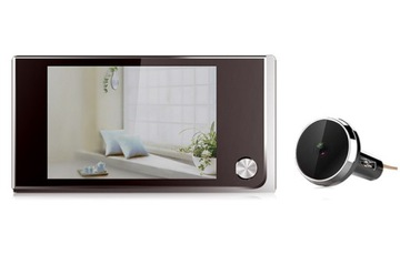 KAMERA VIDEO VIDEO LIPKO LCD 3,5 kukátko pre dvere