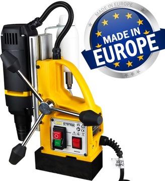 Európska magnetická vrtáka 1050W na oceľ