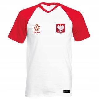 Poľská ventilátorová košeľa PZPN licencia ROZ. XL