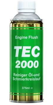 Prepláchnutie motora TEC2000 - pláchanie - ČISTÝ MOTOR