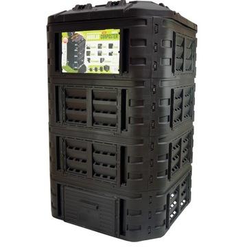 Modulárna kompozitná 1000L čierna modulárna hliadka