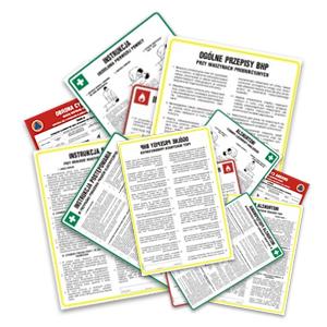 Pokyny na ochranu zdravia a bezpečnosti. Pokyny na riadenie. Veľký výber