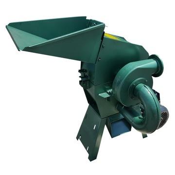 Ribbon Mill Hammer Shredder 4KW 2 mm
