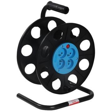 Predlžovací bubon so 4-krátkou zásuvkou IP-20