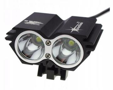 LED BIKE LAMP CREE 3600LM SOLARSTORM