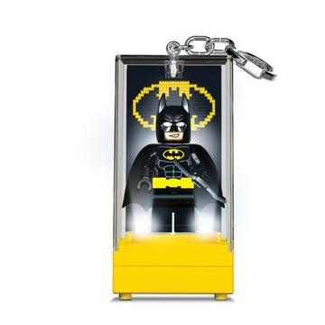LEGO LGL-KE75Y Svietidlo na prívesok na kľúče - BATMAN V DISPLEJI