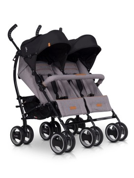 EasyGo DUO COMFORT twin UV50 3 FARBY