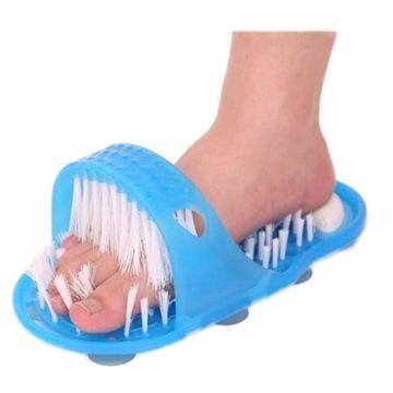 Kefa na sprchovanie nôh pemzou