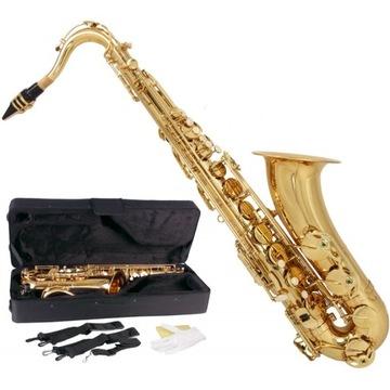 Profesionálny tenor saxofón mtunes 0011g set!