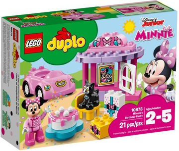 Lego Duplo Birthday Party Minnie 10873