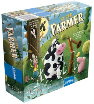 Board hra Super Farmer z Ranča 00175 Granna