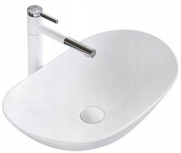 Umývadlo na dosku ROYAL SLIM - REA
