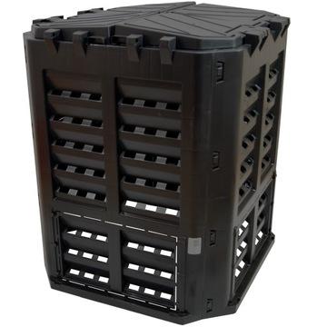 Composter 360l Black Frost Resistantný Multi Module