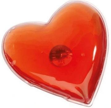 Hrejivé srdce, fľaša s teplou vodou, ohrievač rúk