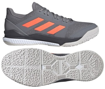 Adidas Stabil Bounce Boots Šedá muži - 42 2/3