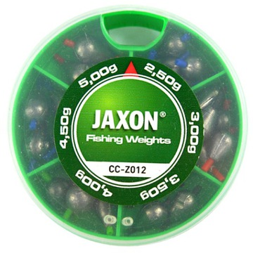 Sada prechodného trupu JAXON 2,5-5G