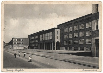 Gdańsk Wrzeszcz - Langfuhr - Pestalozzischule