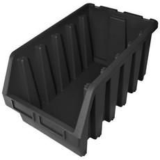 Skladové kontajnery Ergobox 5 Čierna hliadka