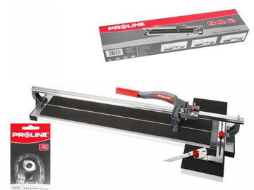 PROLINE Stroj na rezanie glazúrovaných dlaždíc 1000 mm
