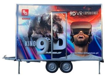 Mobilné 9D VR Kino 9D VR 9D VR Simulátor