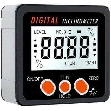 Digitálny protrakter Elektronický duchová úroveň CK-120